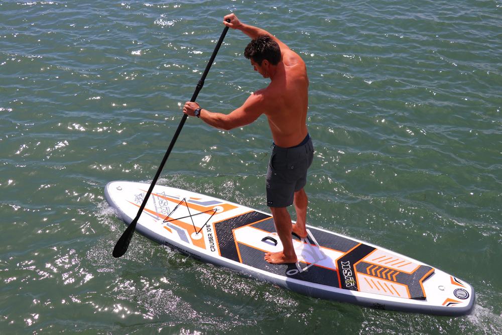 sup gonflable wsk 10 39 6 cruiser le paddle performant et sportif. Black Bedroom Furniture Sets. Home Design Ideas