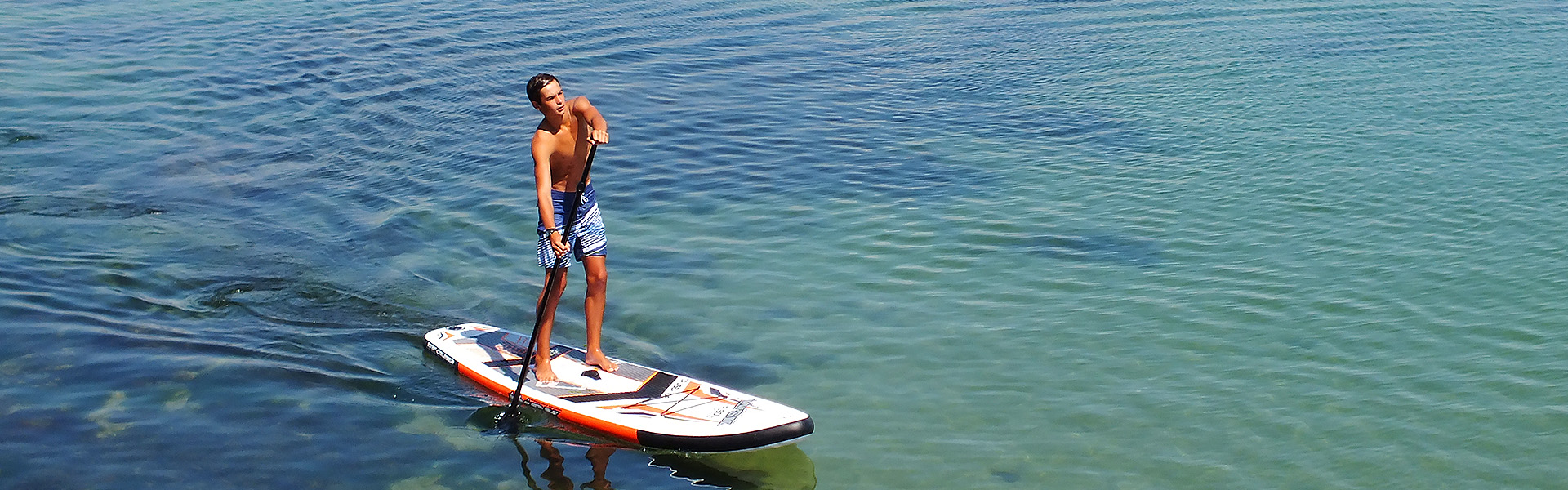 Vente directe de paddles gonflables